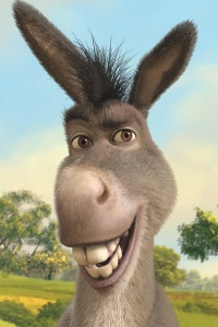 The first talking ass - Balaam's donkey!