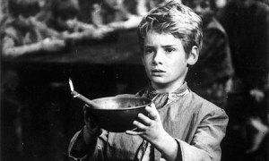 "Oliver Twist was brave enough to ask ""Please sir, can I have some more...?"" (Movie from book by Charles Dickens)"