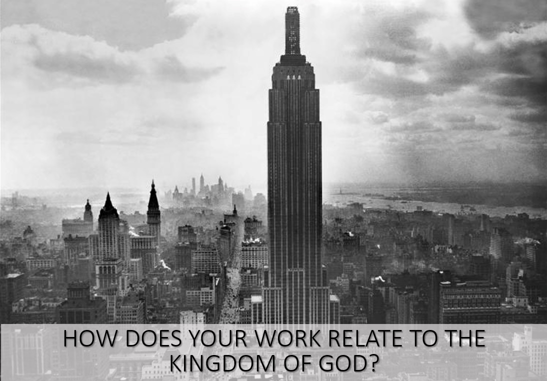 Work and Gods Kingdom2