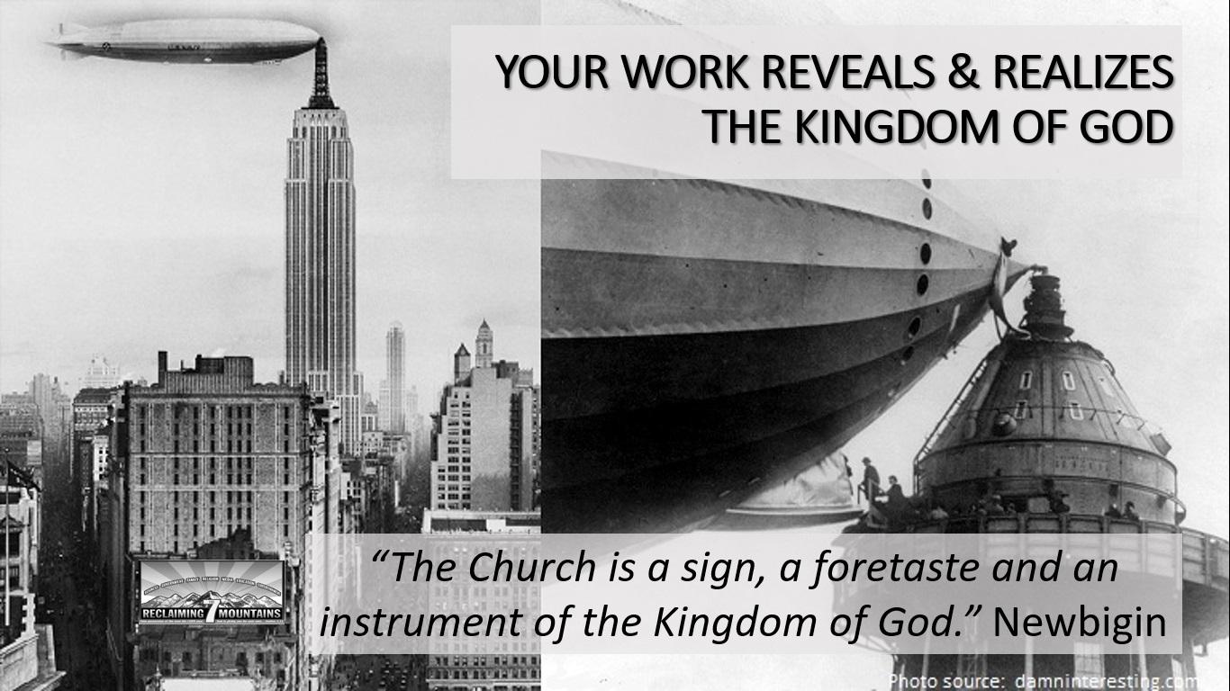 Work and Gods Kingdom4