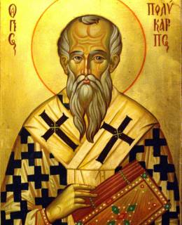 St_Polycarp_of_Smyrna