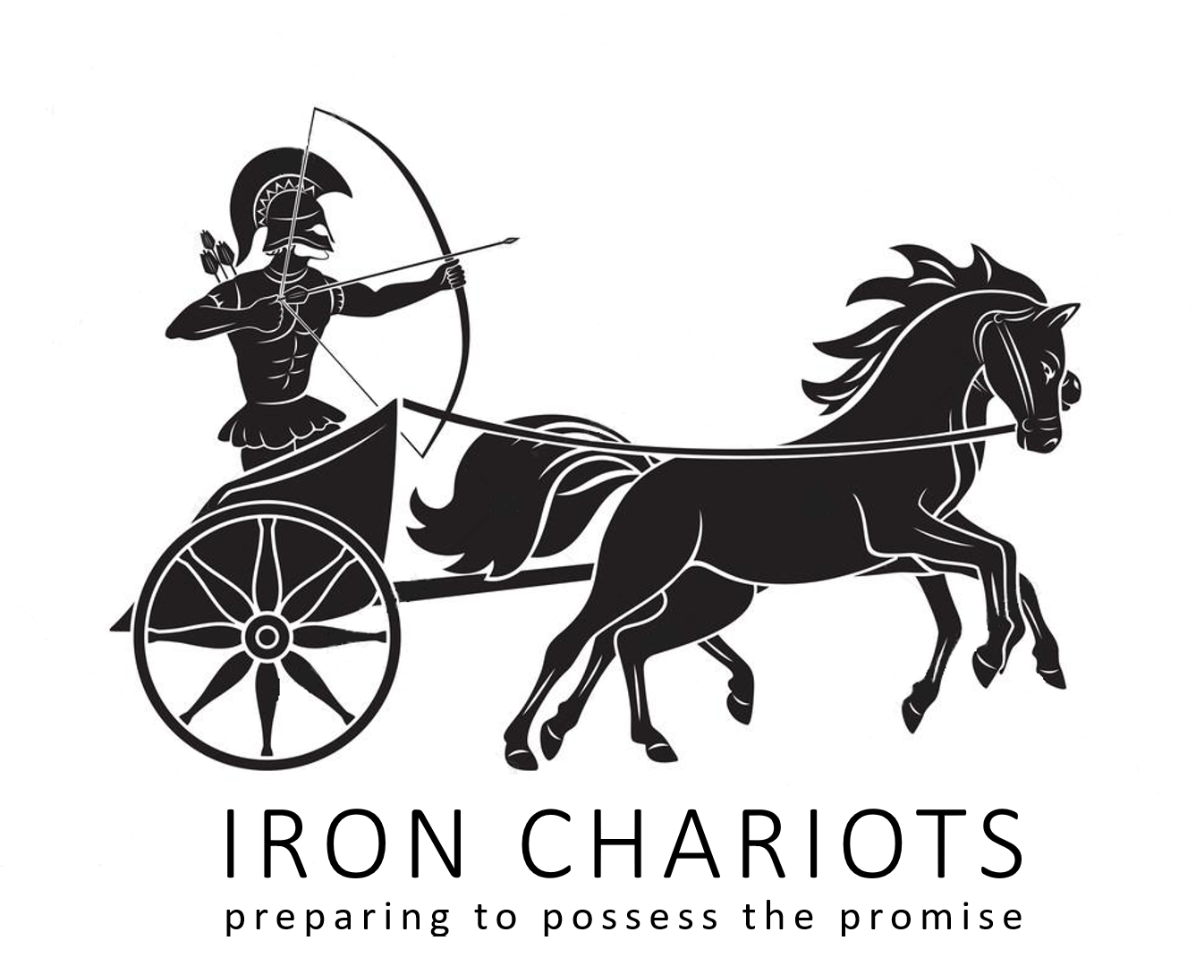 Casting Chariots | preparing to possess the promise