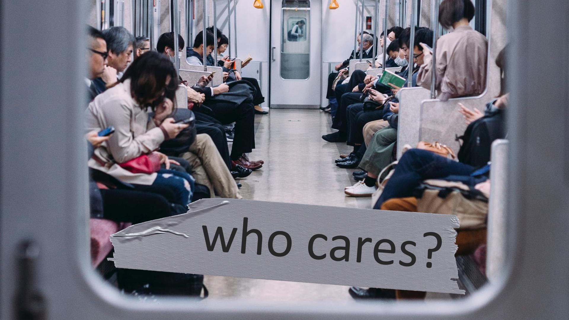 Who Cares? On Accountability
